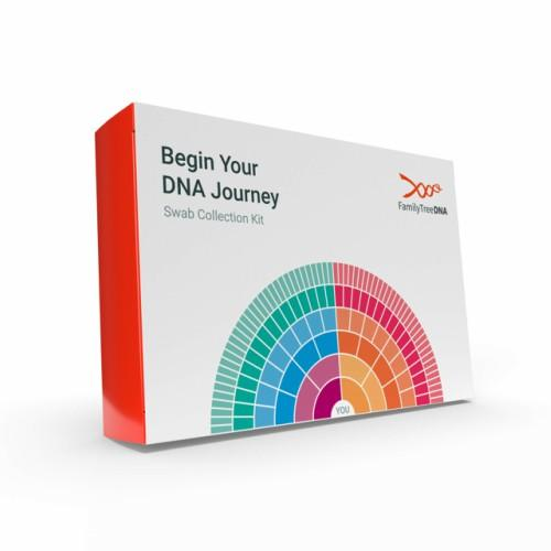 FamilyTree DNA Testing Kit