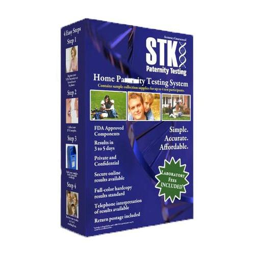 STK Paternity DNA Testing Kit